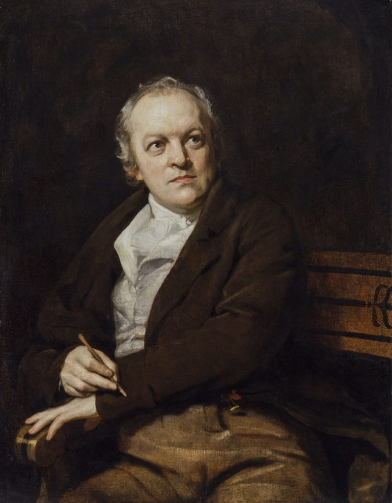 William Blake, el profeta insumiso