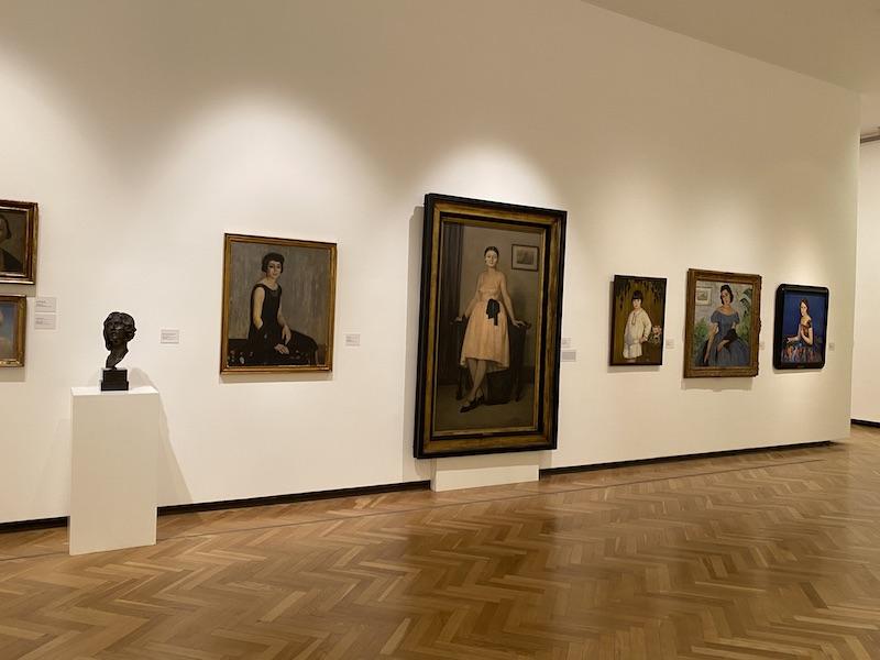 Mujeres artistas en Argentina