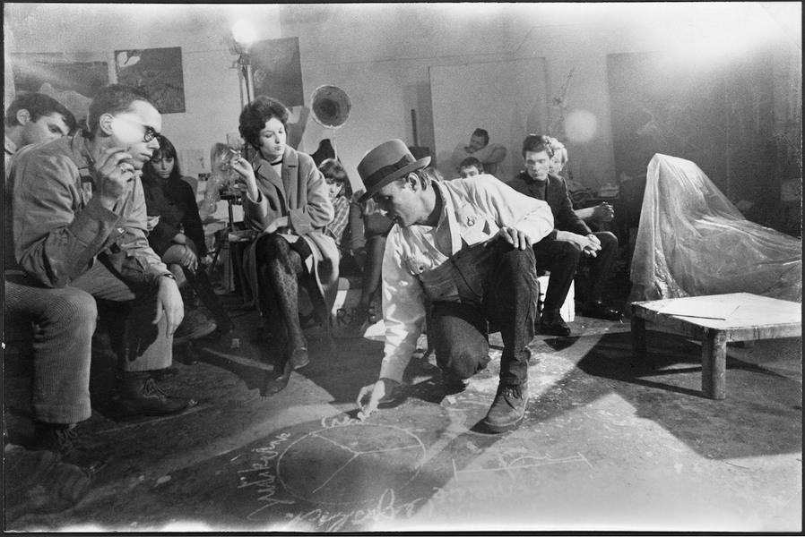 100 años de Joseph Beuys
